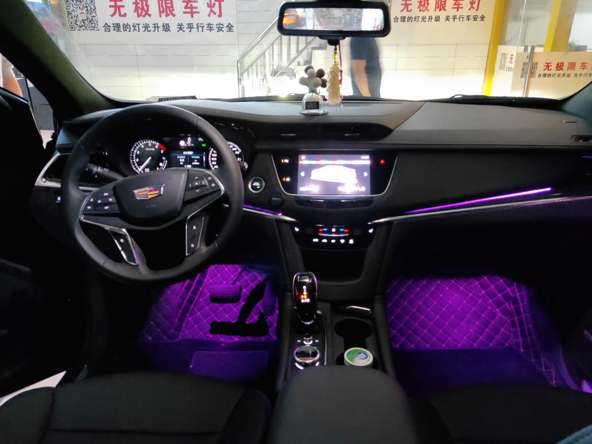 凯迪拉克专车专用LED氛围灯 LED室内灯 亚博体育app官方下载苹果版无极限亚博vip6